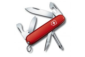 Couteau suisse Victorinox 8 pièces Tinker small rouge