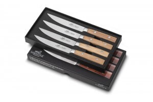Coffret SABATIER International Gaucho 4 couteaux à steak 13cm