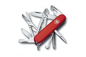 Couteau suisse Victorinox 11 pièces Deluxe Tinker rouge